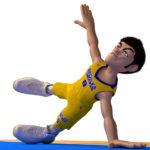 体幹の意味と体幹トレーニングの効果