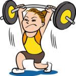 重量挙げのルールと記録およびリオオリンピック情報