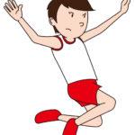 走り幅跳びの記録を簡単に伸ばす跳び方のコツとは?